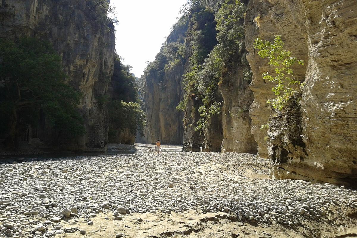 Osumi Canyons