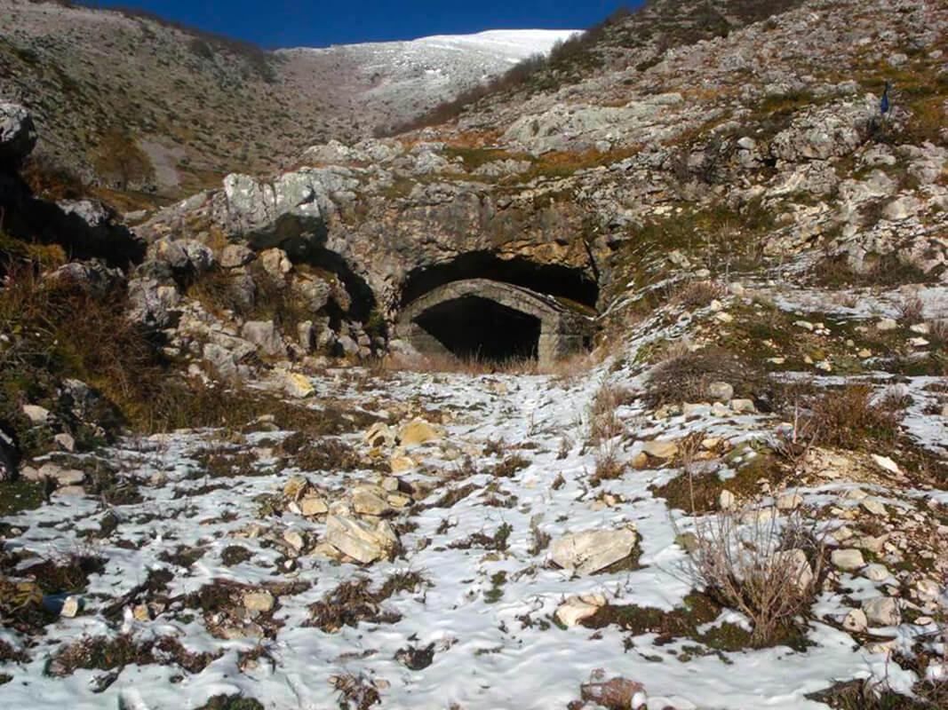The Underground Tunnel's of Krorzës