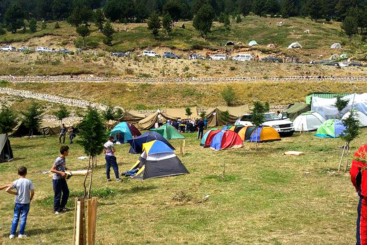 Tomorr Mountain Festival