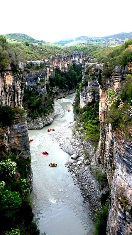 Rafting Osumi