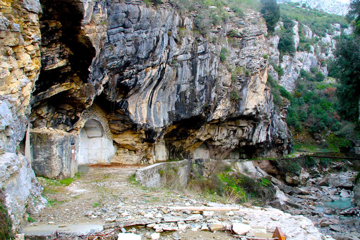 The Tunnels of Pirogoshi