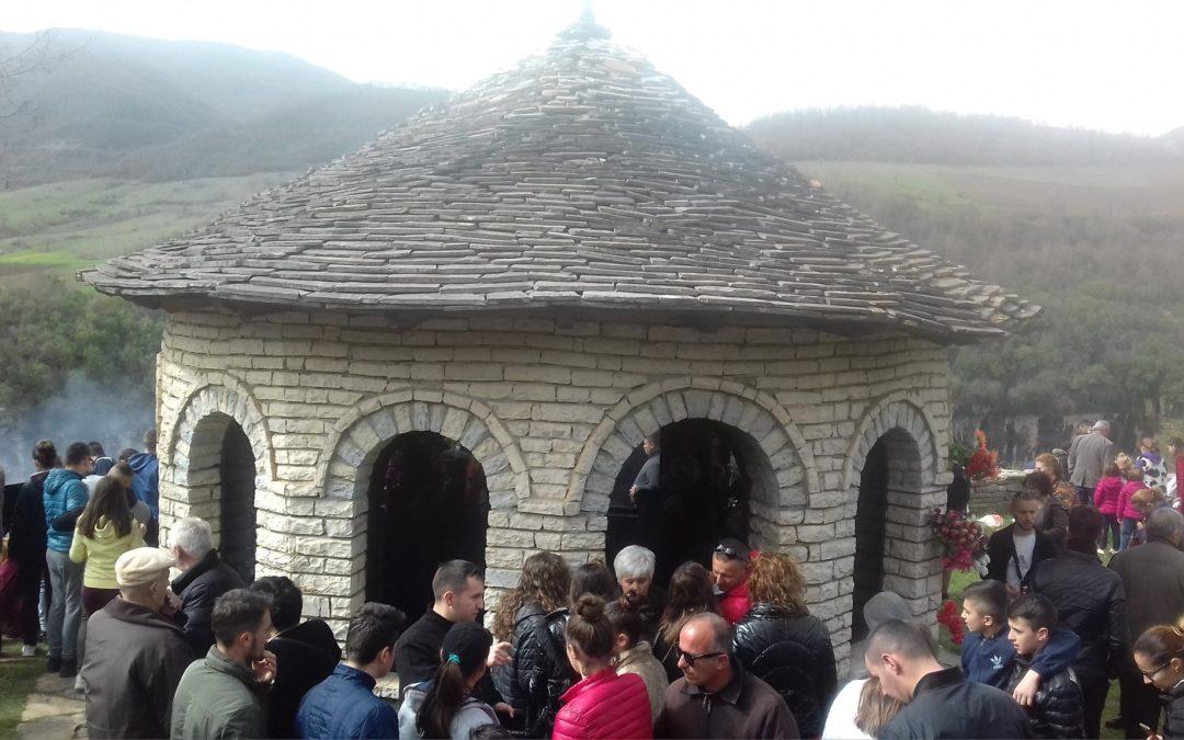 Skrapari feston festën e Sulltan Nevruzit