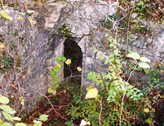 Kultura mesjetare e Skraparit, hamamet e Slatinjes