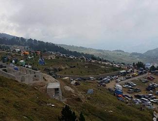 Pelegrinazh në malin e Tomorrit
