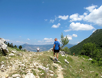 Trekking ne malin e Tomorrit