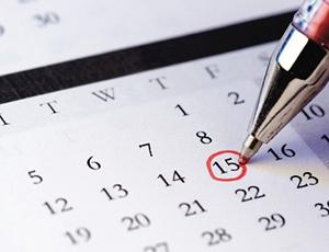 Kalendari i aktiviteteve gjate sezonit turistik