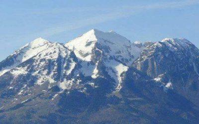 Tomorri mountain
